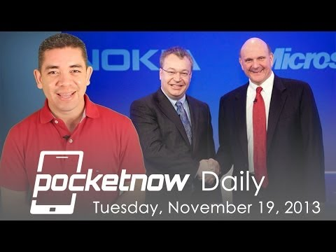 12.9-inch iPad Pro rumors, Galaxy Gear sales, Microsoft+Nokia buy-out & more - Pocketnow Daily