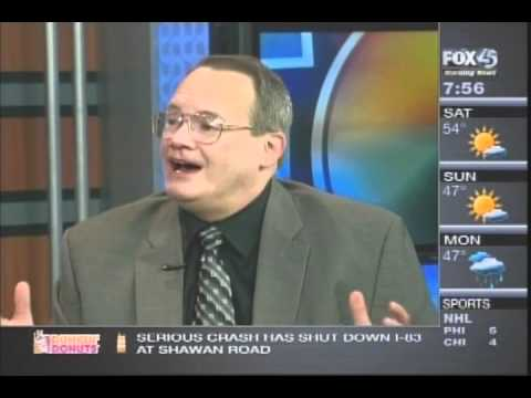FOX45 Morning News - Jim Cornette ROH Interview