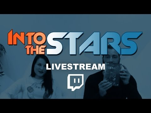LIVESTREAM - Into the Stars: Launch Party
