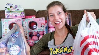 Toy Haul #4! Tons of LOL Surprise, Breyer, LPS, Our Generation & MUCH MORE!