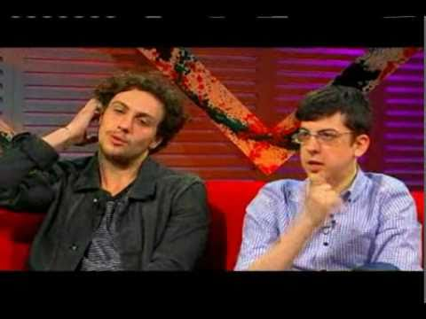 2RSLVJ: Kick Ass stars Christopher Mintz-Plasse and Aaron Johnson