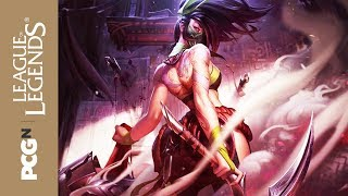 League of Legends patch 8.15: Akali rework and support item changes