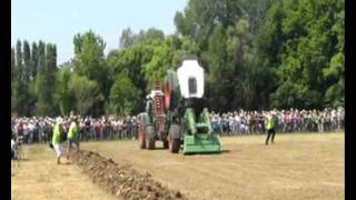 Fendt Dieselross Show 2011 trailer