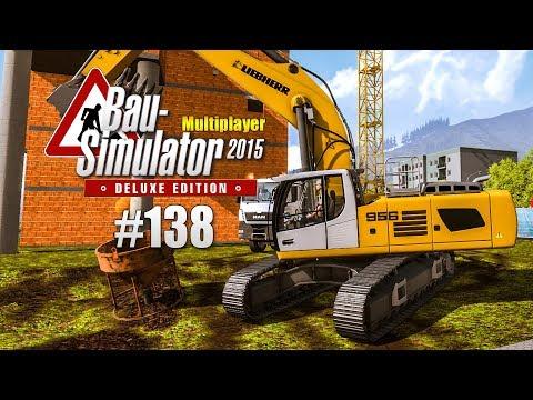 Bau-Simulator 2015 Multiplayer #138 - Perfekt verladen! CONSTRUCTION SIMULATOR Deluxe