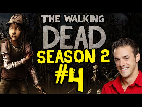 Let's Play - The Walking Dead Season 2 - Episode 4 [NOT EP 4]