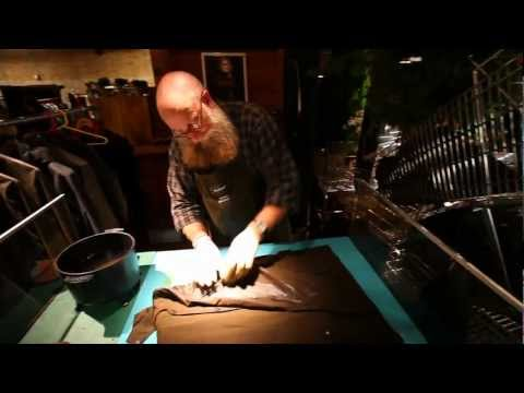 Reproofing A Barbour Jacket with PRZ
