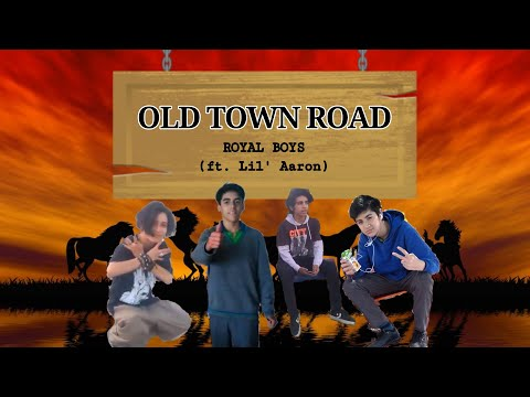 Royal Boys x Lil' Aaron - Old Town Road (Official Music Video)