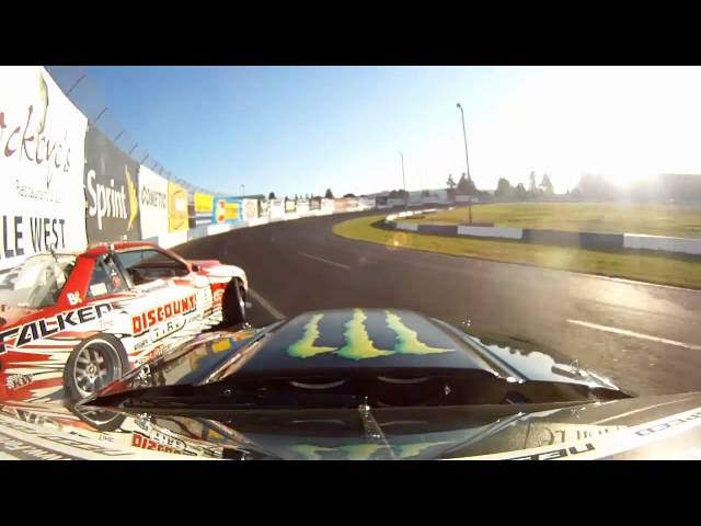 VAUGHN GITTIN JR. Monster Drift: Seattle