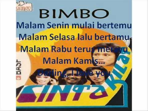 Bimbo - Cinta Kilat