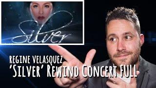 Regine Velasquez 25th 'Silver' Full Concert Rewind | REACTION