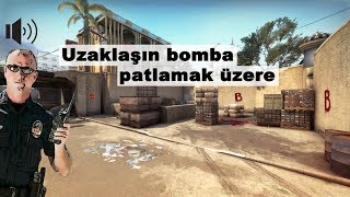 CS:GO - Gizli radyo komutları | Hidden radio commands