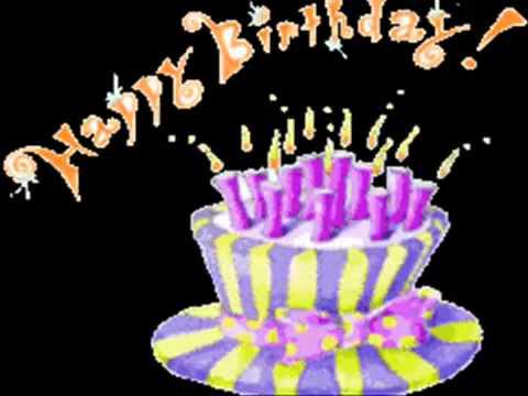 DISNEY PARTY- happy birthday AMAZING SONG
