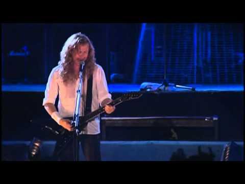 Megadeth - A Tout Le Monde 2005 live