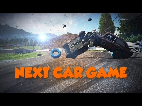 Next Car Game With The Crew! Wreckfest Big Wrecks With Friends...