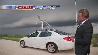 Friends of doomed storm chasers react to their deaths