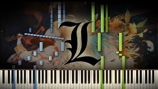 Synthesia: ICE - L2: Ascension ~ Loneliness & Liberation | Piano Tutorial