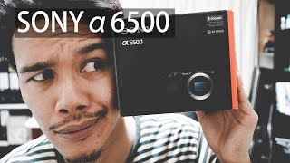 【カメラ】「SONY a6500」と「18-105mm F4 G」を買ったぞ!