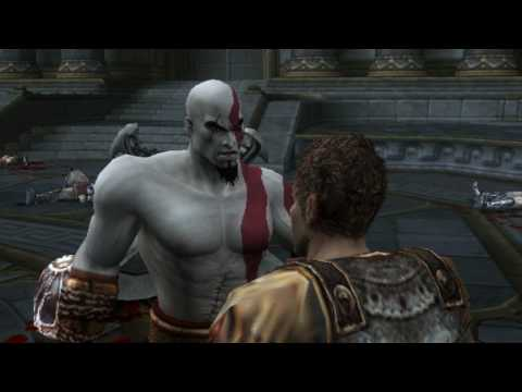 God of War 2 on PCSX2 Playstation 2 Emulator (720p HD) Full Speed