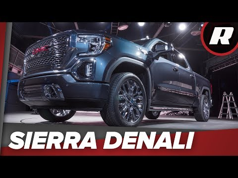 First look: 2019 GMC Sierra 1500 Denali