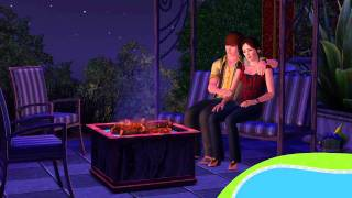 The Sims 3 Outdoor Living Stuff Launch Trailer