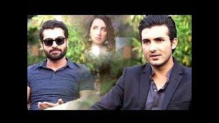 Check The Bonding Among Asad, Komal and Shahroz During the Shoot of Zard Zamano Ka Sawera