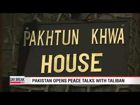 Pakistan opens peace talks with Taliban