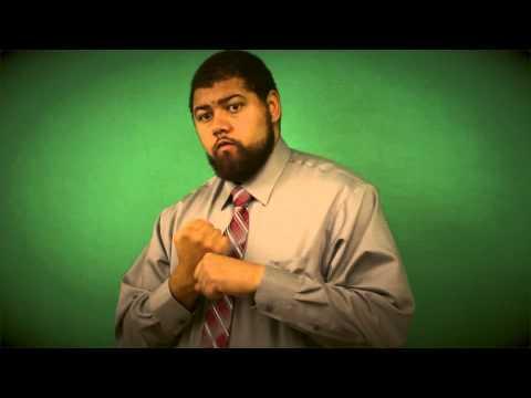 """ASL Translation of """"I have a Dream..."""" Speech, MLK Jr. #1"""