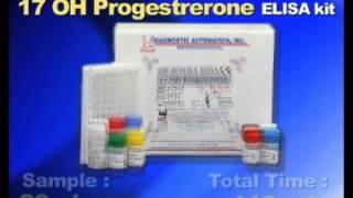 17 OH Progesterone ELISA kit