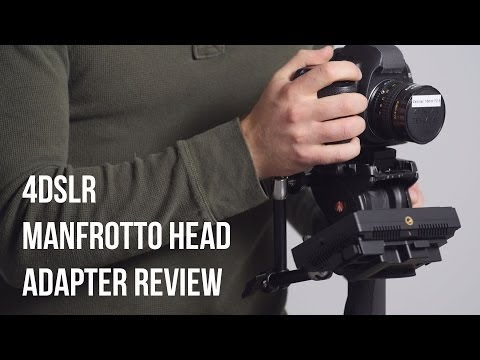 4DSLR Manfrotto Tripod Stud Review