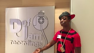 STORY TIME: When I went to DEF JAM recordings!