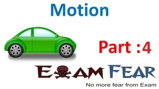 Physics Motion part 4 (Speed & Velocity) CBSE class 9 IX