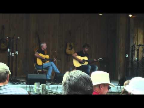 Daniel Caton - Cherokee Shuffle - Wayne Henderson Guitar Contest 2012