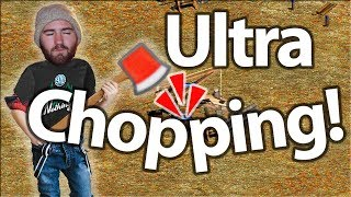 Ultra Forest Nothing Chopping! [256x Mod Feat TaToH]