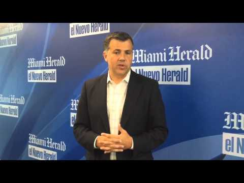 Miami-Dade Commissioner Juan Zapata, District 11