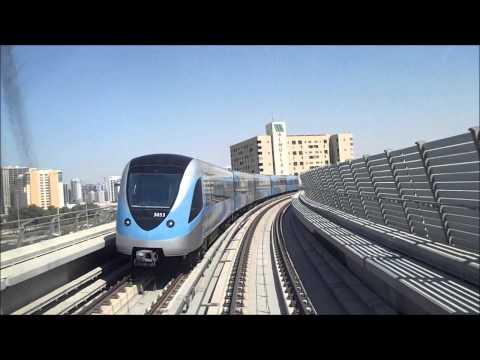 Dubai Metro - Green Line - Part 2