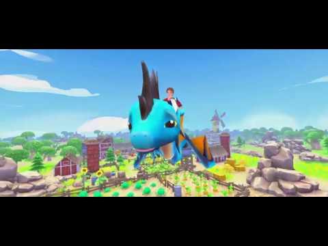 How to Train a Kid Dragon Simulator