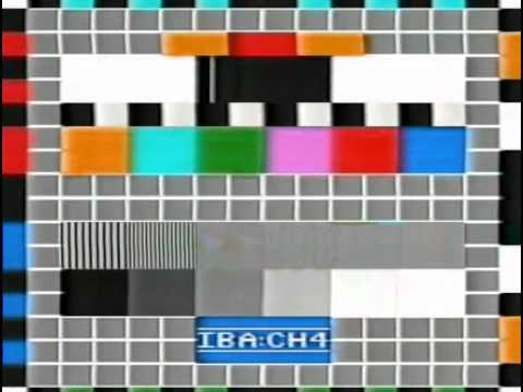 Channel 4 Test Card - Eric Vincent - YouTube