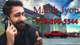 Meet MANIK JYOTI, New Sales Advisor at Northland Dodge Auto Dealership in Prince George BC