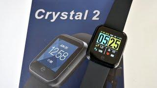 Zeblaze Crystal 2 Fitness Sports Watch - IP67 Waterproof