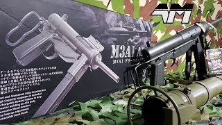 S&T M3A1 GREASE GUN / Call Of Duty WW2 / AIRSOFT