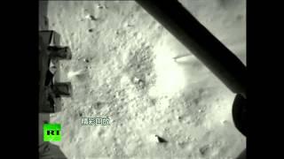 Difunden un nuevo video del alunizaje de la sonda espacial china Chang'e3