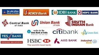 Top 10 Banks in India by Size and Market Capital