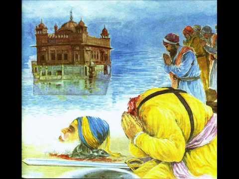 Dhan Dhan Baba Deep Singh Ji Di Waddi Kamai by Bhai GurIqbal Ji