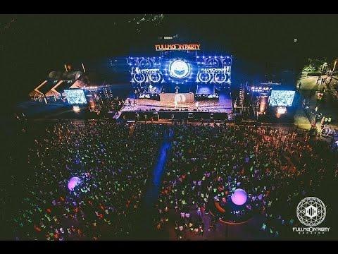 FULLMOON PARTY LIVE IN BANGKOK 2014