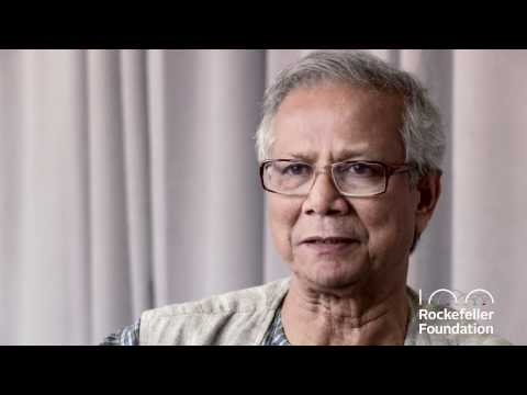 Dr. Yunus short statements