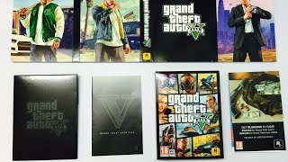 GTA 5 PC Game Unboxing And Overview (INDIA)