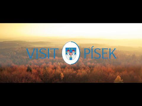 Official Visit Písek South Bohemia Czech Republic