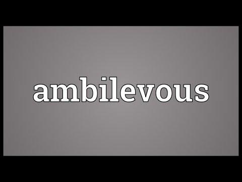 Header of Ambilevous