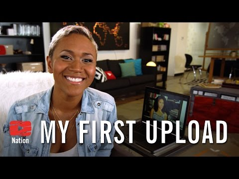 Shameless Maya: My First Upload