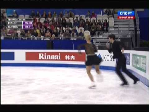 World Figure Skating Championships 2015. FD. Madison HUBBELL / Zachary DONOHUE
